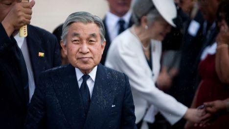 """""""Banzai"""" Akihito, el emperador de la verdad"""