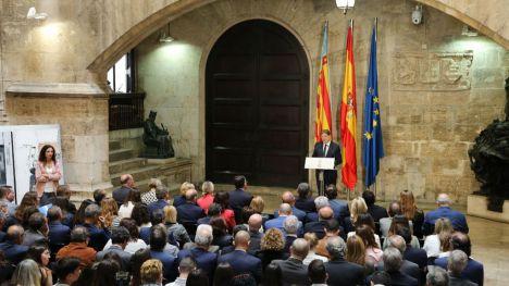 Ximo Puig reivindica el papel de los jóvenes para impulsar y reforzar el proyecto europeo