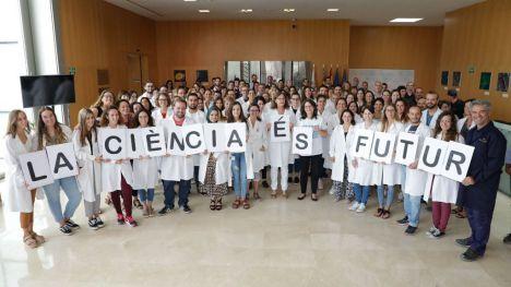 Oltra destaca la incorporación de la perspectiva de género a las investigaciones científicas