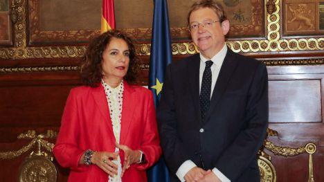 Ximo Puig asegura que la Generalitat 'cumplirá en 2019 con sus compromisos'