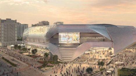 Joan Ribó: 'El València Arena es una iniciativa estratégica para la ciudad tanto en lo deportivo como en lo cultural'