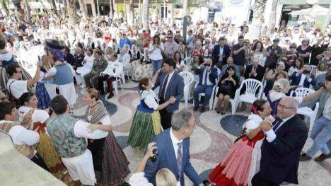 Luis Barcala ha presidido los actos conmemorativos del 9 d'Octubre en Alicante