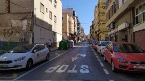 Comienzan las obras de revitalización de la calle Poeta Zorrilla de Alicante