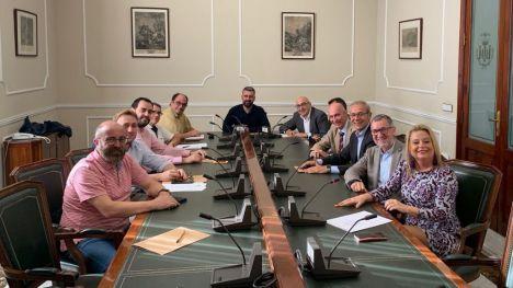 Constituido el Consejo Rector de la Junta Central Fallera