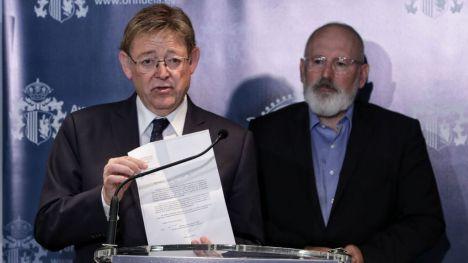 El Consell ya ha pedido al Gobierno el Fondo de Solidaridad de la UE