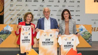 Récord de inscritos en el medio maratón de València que contará con más de 17.500 participantes