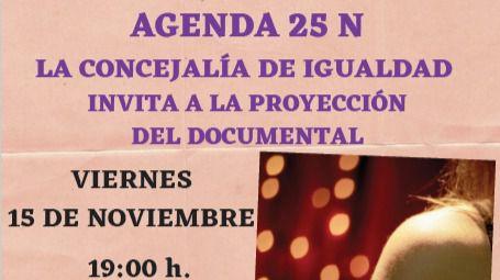 Actos en Alicante para celebrar el Día Internacional para erradicar la violencia contra la mujer