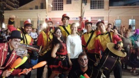 Alicante celebra el gran éxito de participación de las fiestas de Halloween