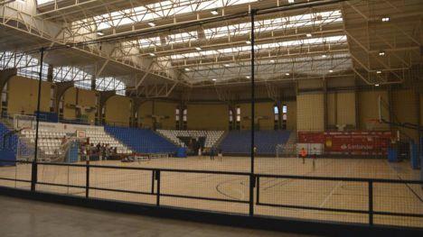 """Alicante aprueba el proyecto para modernizar el polideportivo """"Pitiú"""" Rochel"""