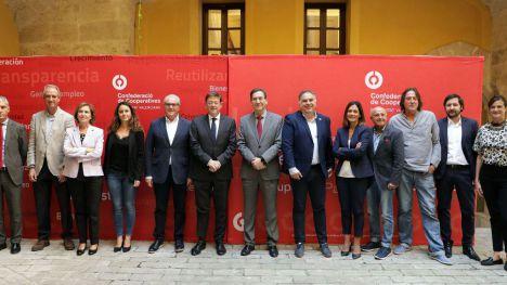 Ximo Puig pone en valor el cooperativismo valenciano moderno y consolidado con raíces en el territorio