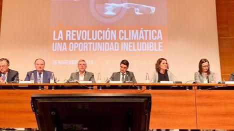 Tuzón apela a la necesidad de hacer una expansión de energías renovables y de una economía circular