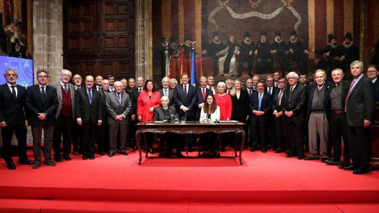 Puig aboga por 'una agenda abierta' para trabajar sobre los desafíos para el futuro de la Comunitat Valenciana