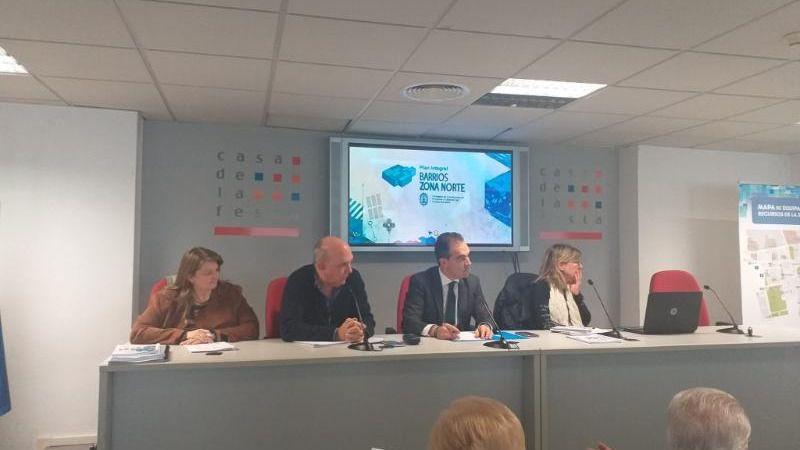 Alicante presenta el Plan Estratégico para la segunda fase del Plan Zona Norte