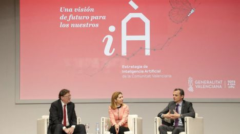 Puig aboga por una inteligencia artificial 'inclusiva, competitiva y centrada en las personas y en la sostenibilidad'