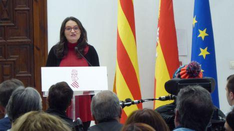 Oltra: 'El Consell quiere dar visibilidad al esfuerzo de la juventud, la igualdad y el trabajo en equipo'