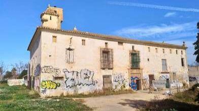 València inicia las obras de consolidación de la Alquería Falcó