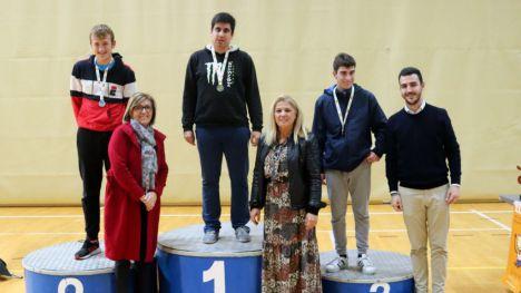 Benidorm acoge la sexta jornada de los Juegos Deportivos Adaptados en las comarcas de Alicante