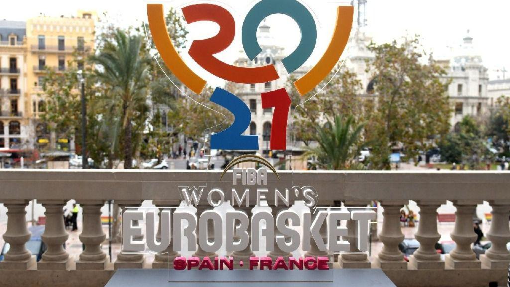 Valencia presenta el logotipo oficial del FIBA Women's EuroBasket 2021