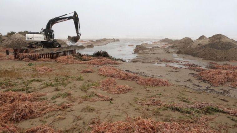 Marco defensa a la FEMP medidas urgentes para paliar los daños del temporal