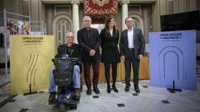 El ayuntamiento de Valencia respalda el Open House València