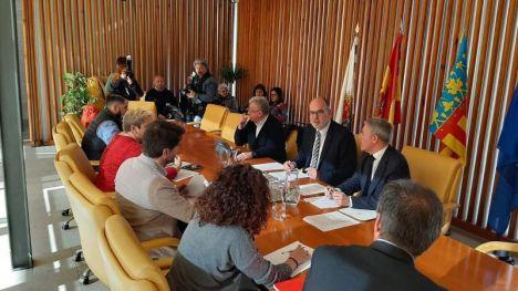 El ayuntamiento de Alicante constituye la comisión no permanente de limpieza y residuos