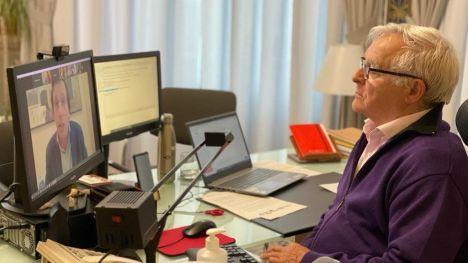 València trabaja con la FAO la repercusión de la pandemia sobre el abastecimiento y la seguridad alimentaria