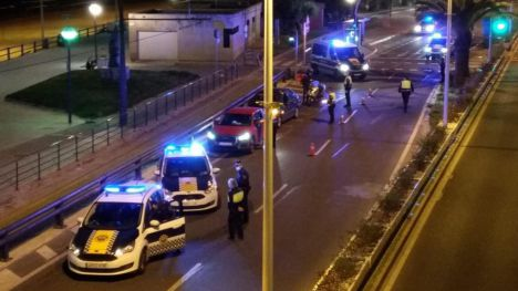 La Policía Local de Alicante impone 2.440 sanciones y detiene a 25 personas en todo el Covid-19