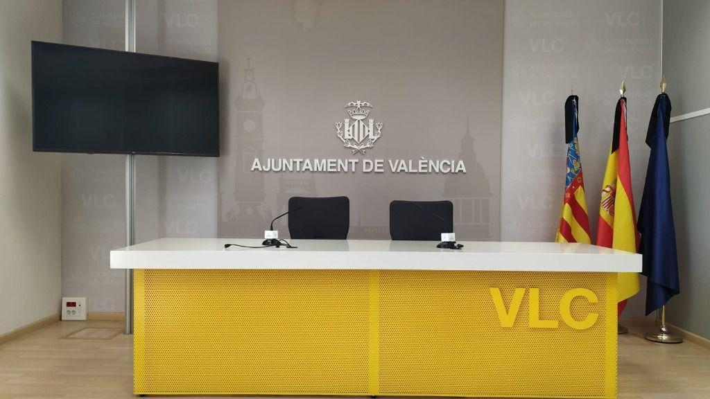 Isabel Lozano: 'El objetivo del Ayuntamiento de València en esta crisis sanitaria es que nadie se quede atrás'
