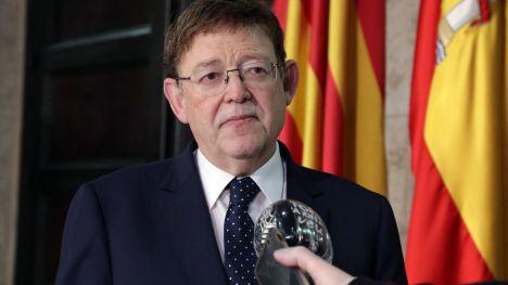 Ximo Puig anuncia que la Generalitat estudia medidas para que la ciudadanía pueda acceder este verano a las playas
