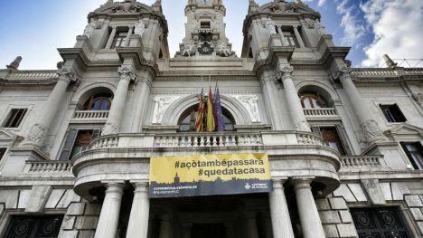 La mitad de la población valenciana no ha salido de casa durante el confinamiento