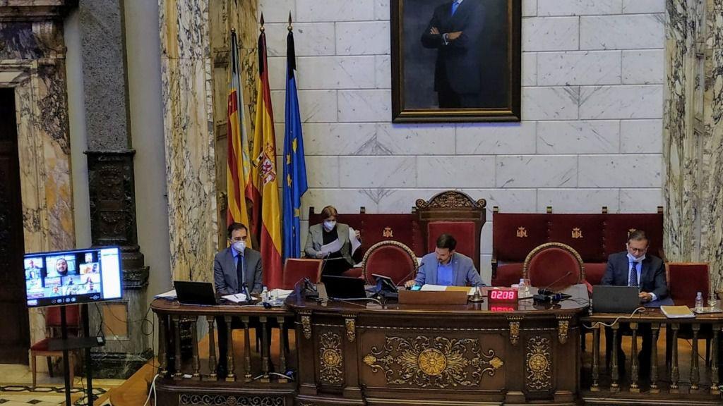 València demanda a Europa un papel más activo y relevante para afrontar la emergencia sanitaria