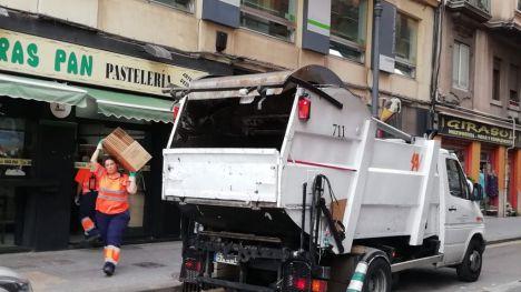 València incrementa en un 70% el volumen de reciclaje en los últimos cuatro años