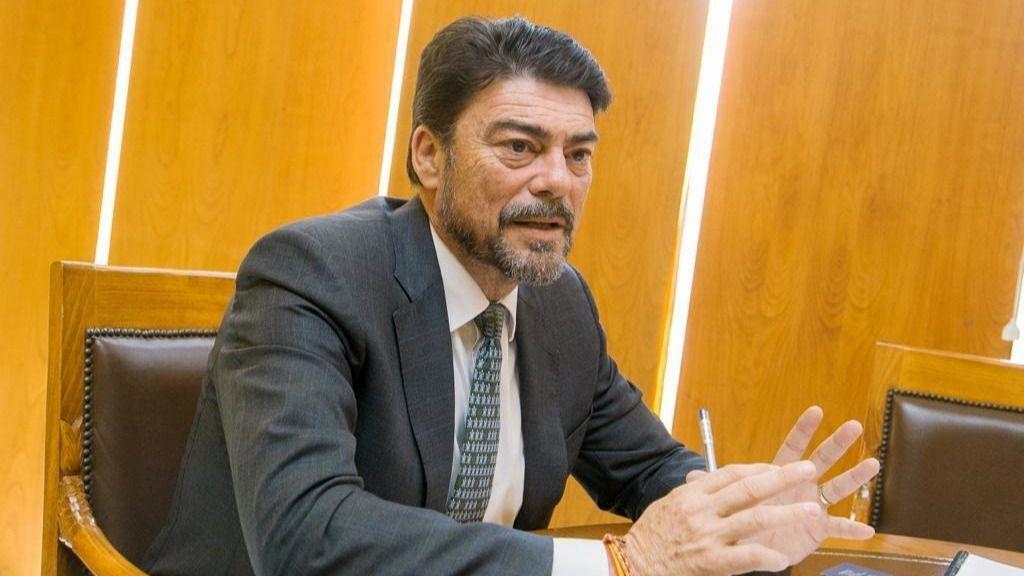 El alcalde de Alicante llama a extremar las medidas de protección y de distanciamiento en la fase 1