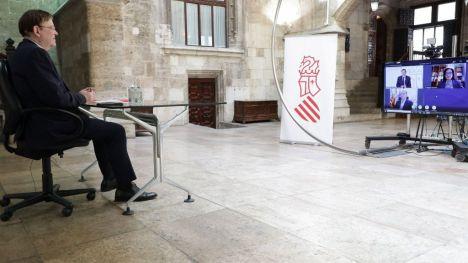 Ximo Puig defiende la actuación de la Generalitat durante la emergencia sanitaria