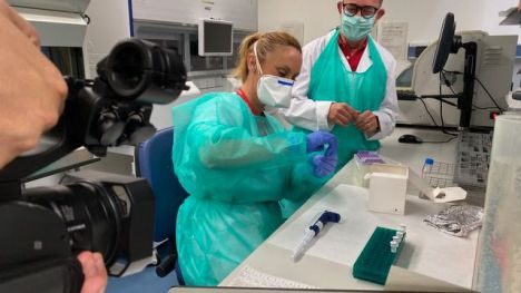 Fisabio lidera la red de hospitales europeos para el estudio de las futuras vacunas frente a la COVID-19