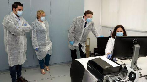 El proyecto de análisis de aguas residuales constata una importante reducción de la presencia de Covid-19 con el confinamiento