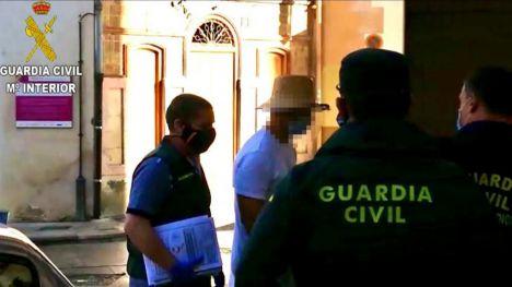 El actor porno Nacho Vidal en libertad tras comparecer por homicidio imprudente en la localidad valenciana de Enguera