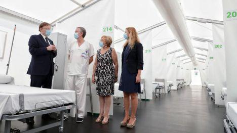 Ximo Puig insta a un 'debate social' para iniciar un 'proceso de reforma potente' de la sanidad pública valenciana