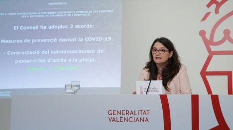 El Consell acuerda medidas de prevención frente a la COVID-19 ante el fin del estado de alarma