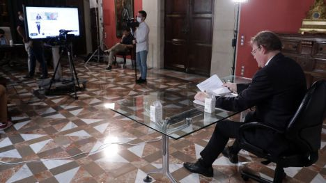 Puig anuncia un nuevo impulso a la sanidad con la 'normalidad mejorada' tras la COVID-19