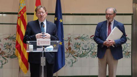 Ximo Puig anuncia su apoyo a la cerámica, 'un sector clave y estratégico de la economía valenciana'