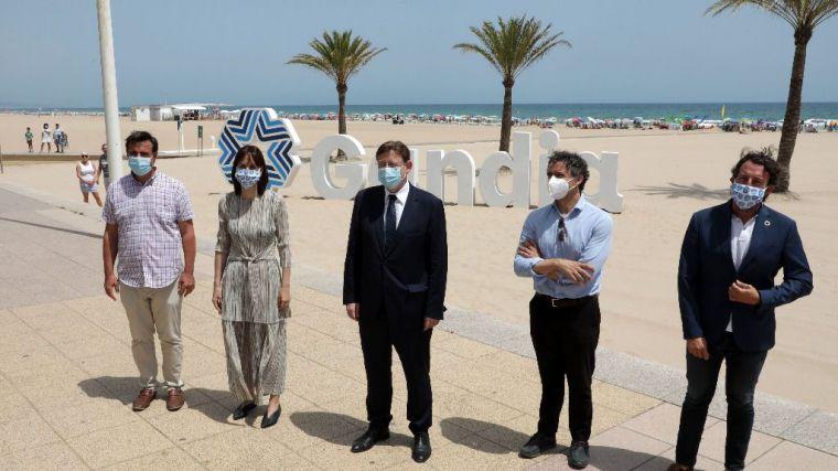 Puig insiste en combinar 'la mejor oferta turística' con un 'marco de seguridad sanitaria'