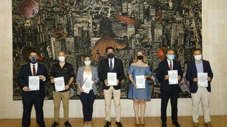 La Comisión para la Recuperación de Alicante aprueba 105 medidas para salir de la crisis del COVID-19