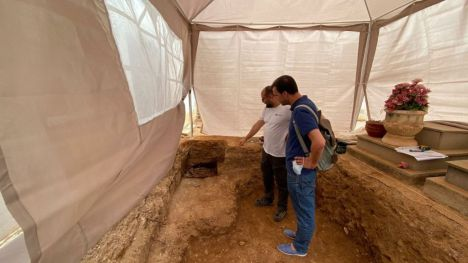 Se localizan los restos de 12 víctimas más de la represión franquista en la fosa común de Castelló