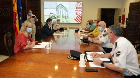 El Consell prepara el régimen sancionador para los casos de incumplimiento de la normativa sanitaria