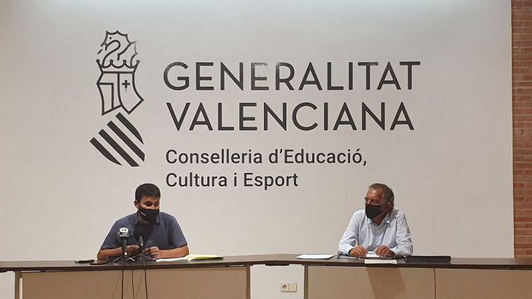 Marzà: 'El próximo curso tendremos 4.374 maestros y profesorado más'