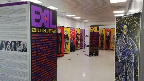 'Exili Il·lustrat' del IVAJ viaja en agosto a Macastre, Argelita y Alborache