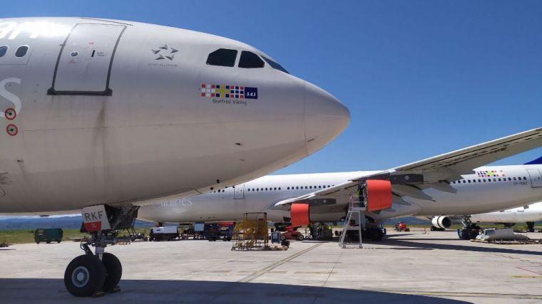 Castellón autoriza el contrato para el centro de mantenimiento de aviones