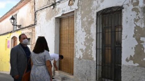 La casa de Gabriel Miró será rehabilitada gracias al programa 'Reconstruïm Pobles'