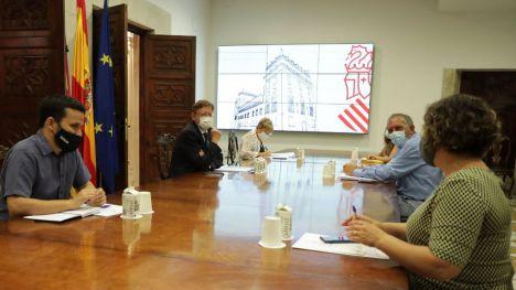 Ximo Puig insiste en que Educación y Sanidad garantizan unas 'aulas seguras' en el inicio del curso escolar
